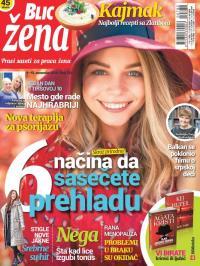 Blic žena Broj 785 30 Nov 2019 Novinarnica Sve