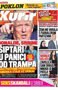 Kurir - Broj 934 - 10. sep 2016. - Novinarnica - Sve novine na jednom mestu!